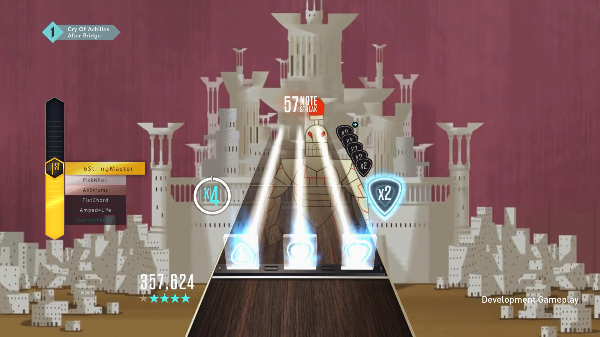 Weekly Guitar Hero Live Track Reveal