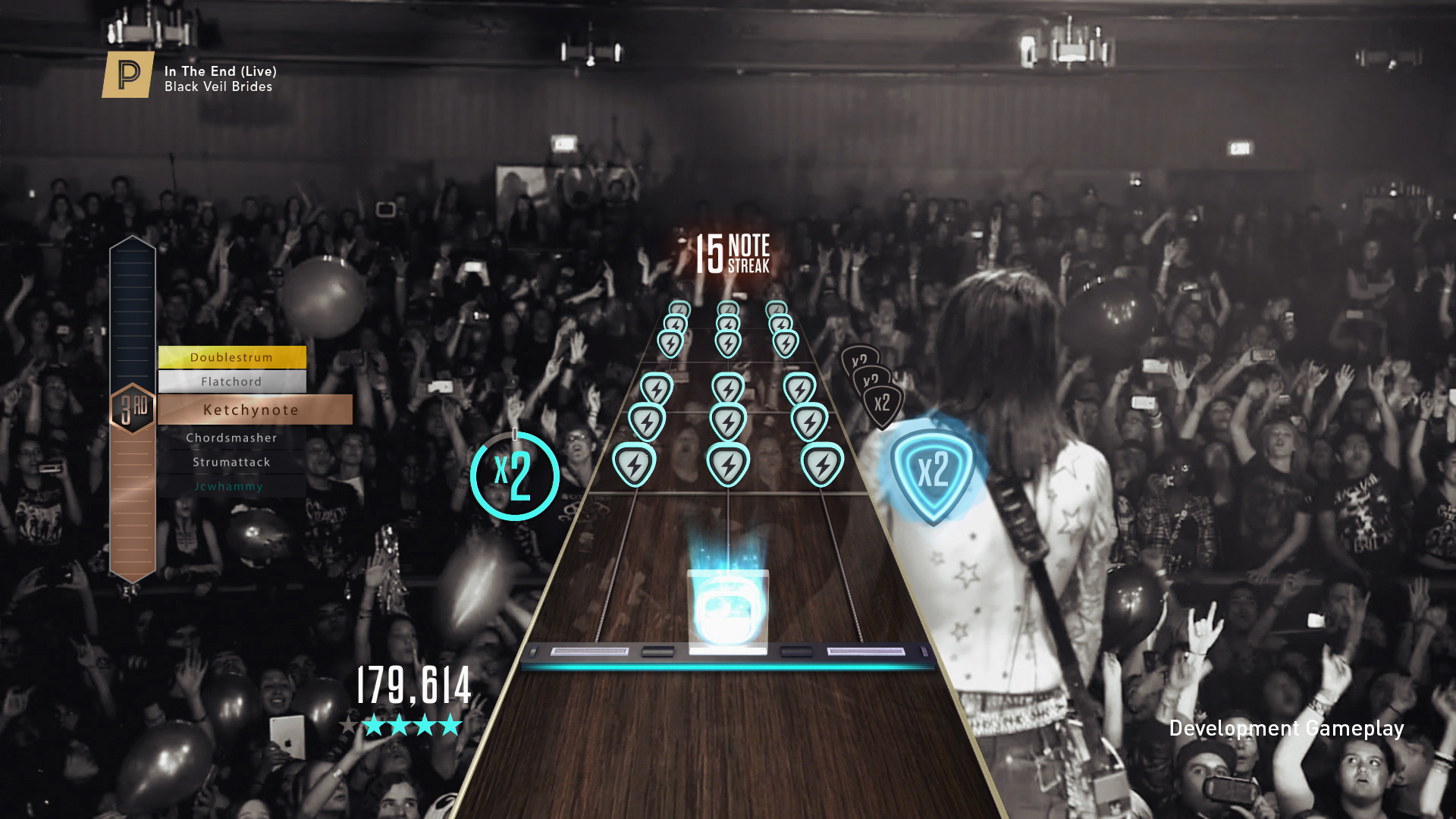 New Gameplay Feature Revealed For The Returning Guitar Hero Franchise