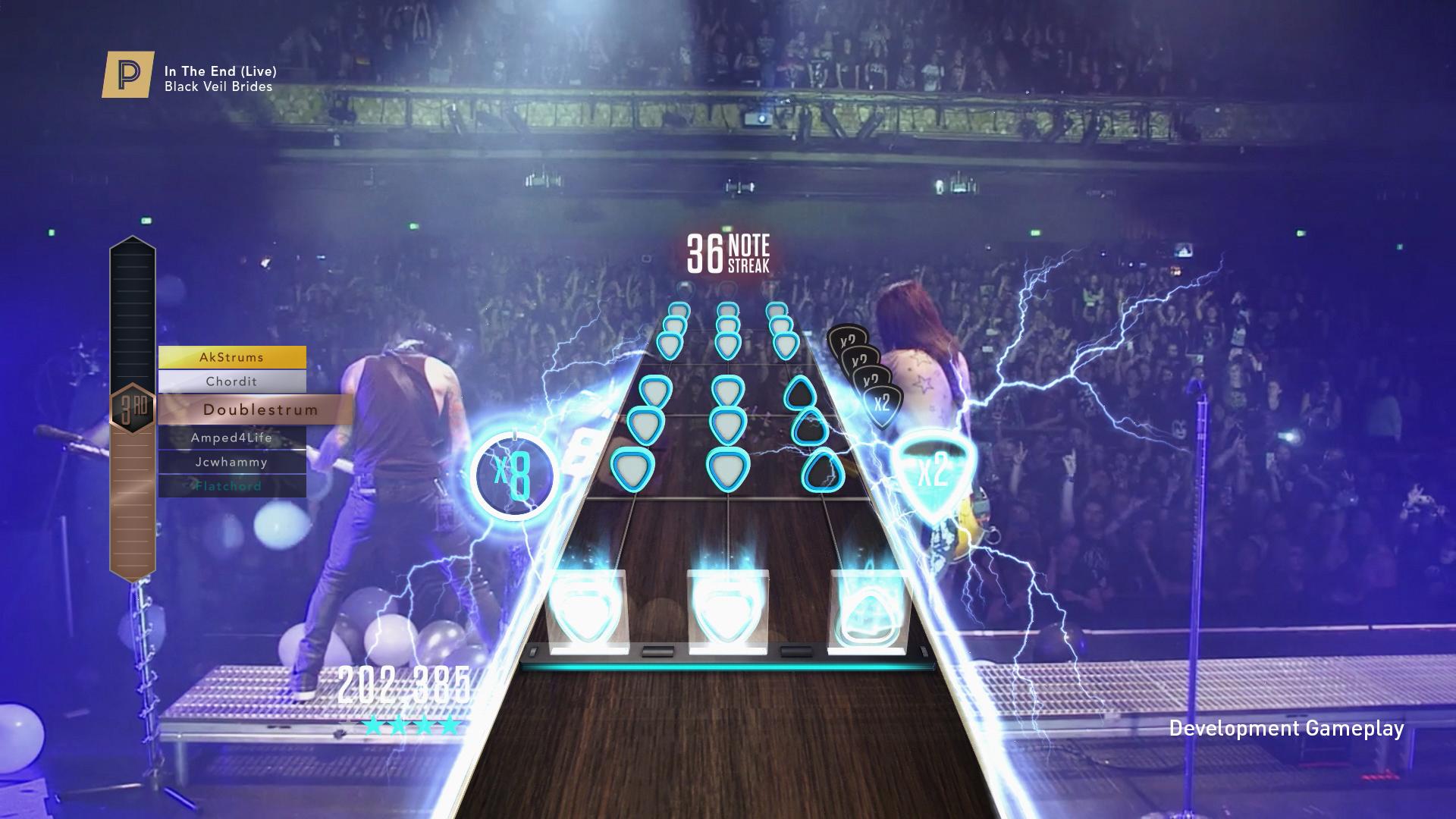 Top 10 Guitar Hero TV Tracks