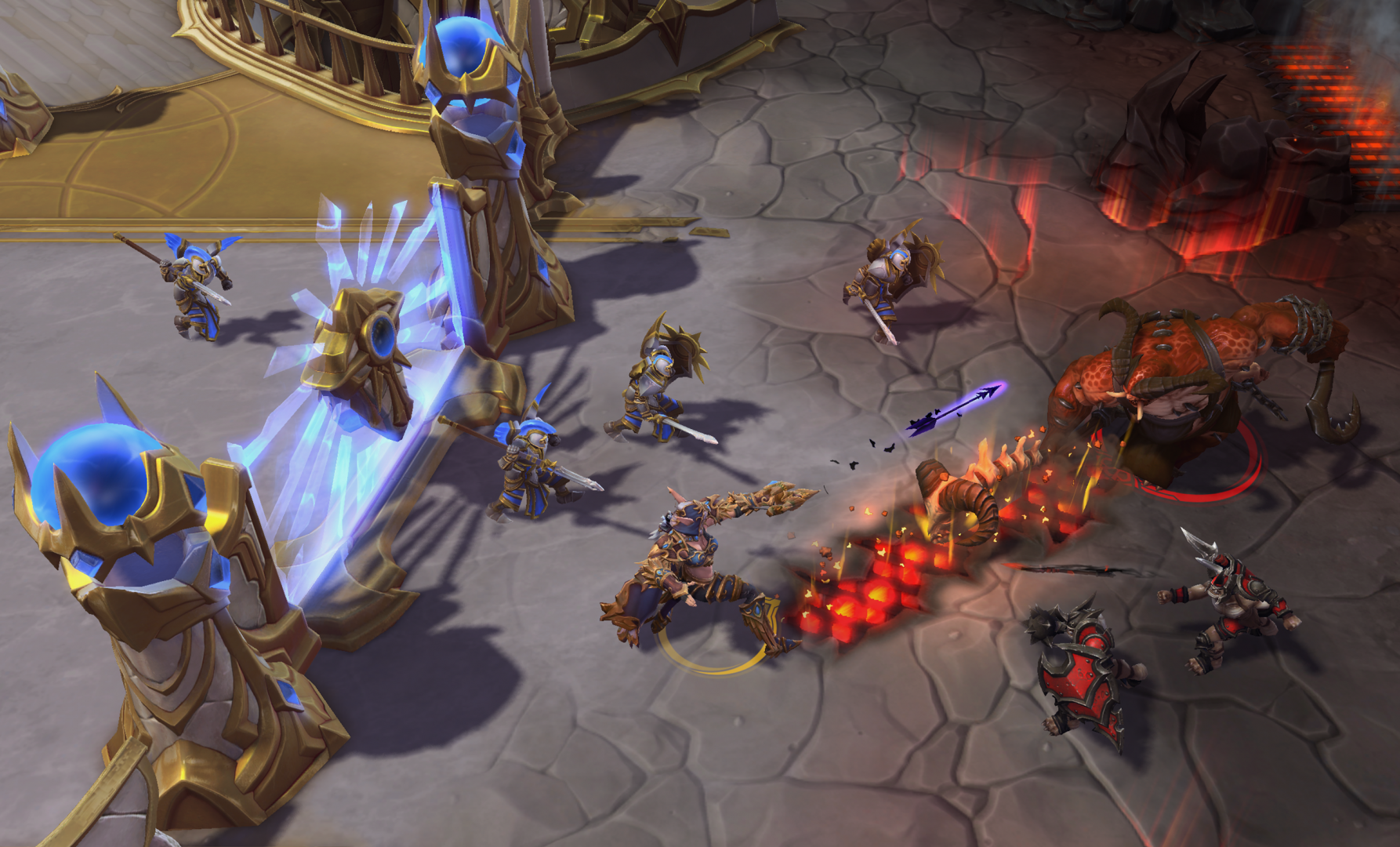 Heroes Of The Storm's Eternal Conflict Brings In New Characters