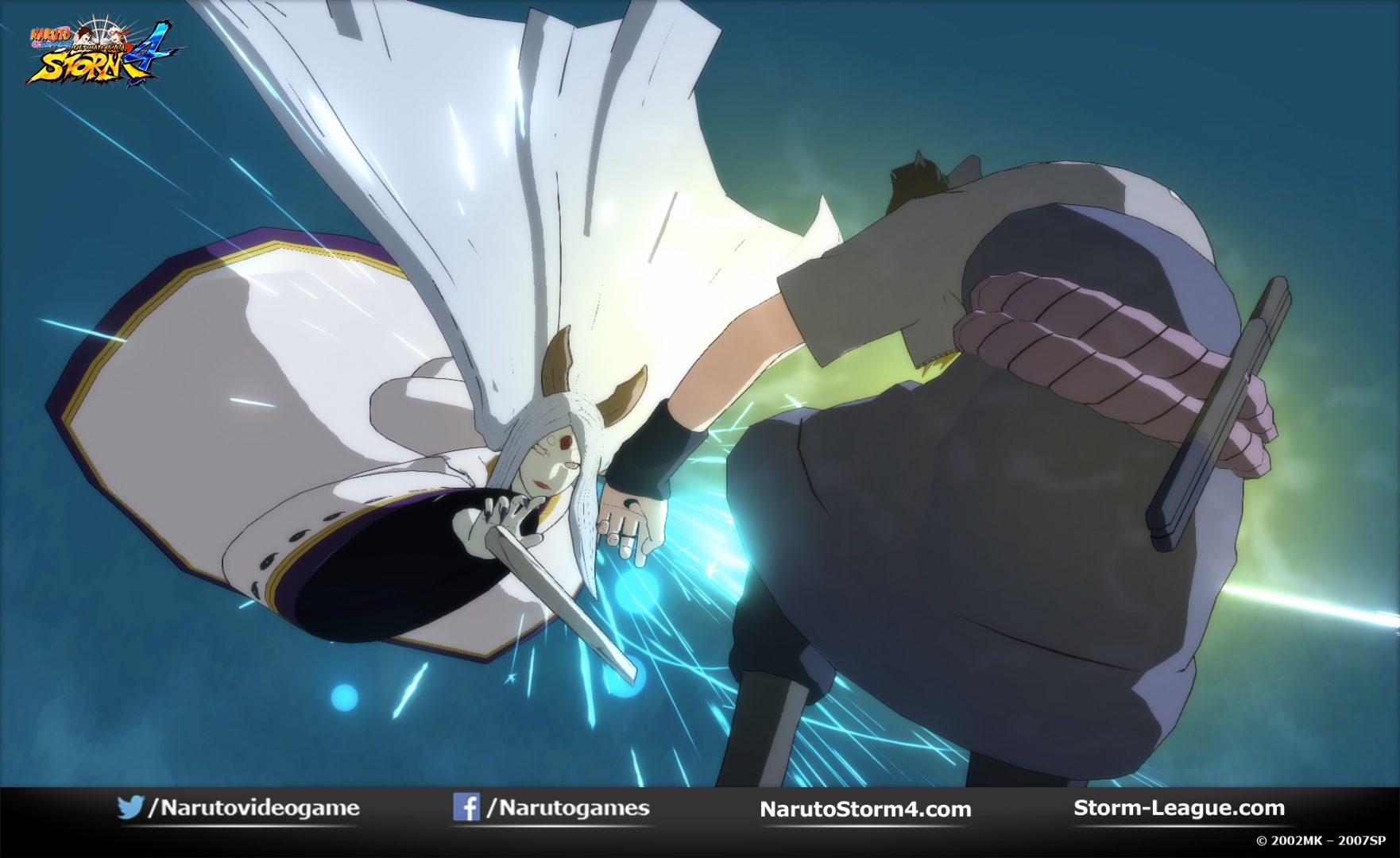 Naruto Shippuden: Ultimate Ninja Storm 4's Kaguya Detailed