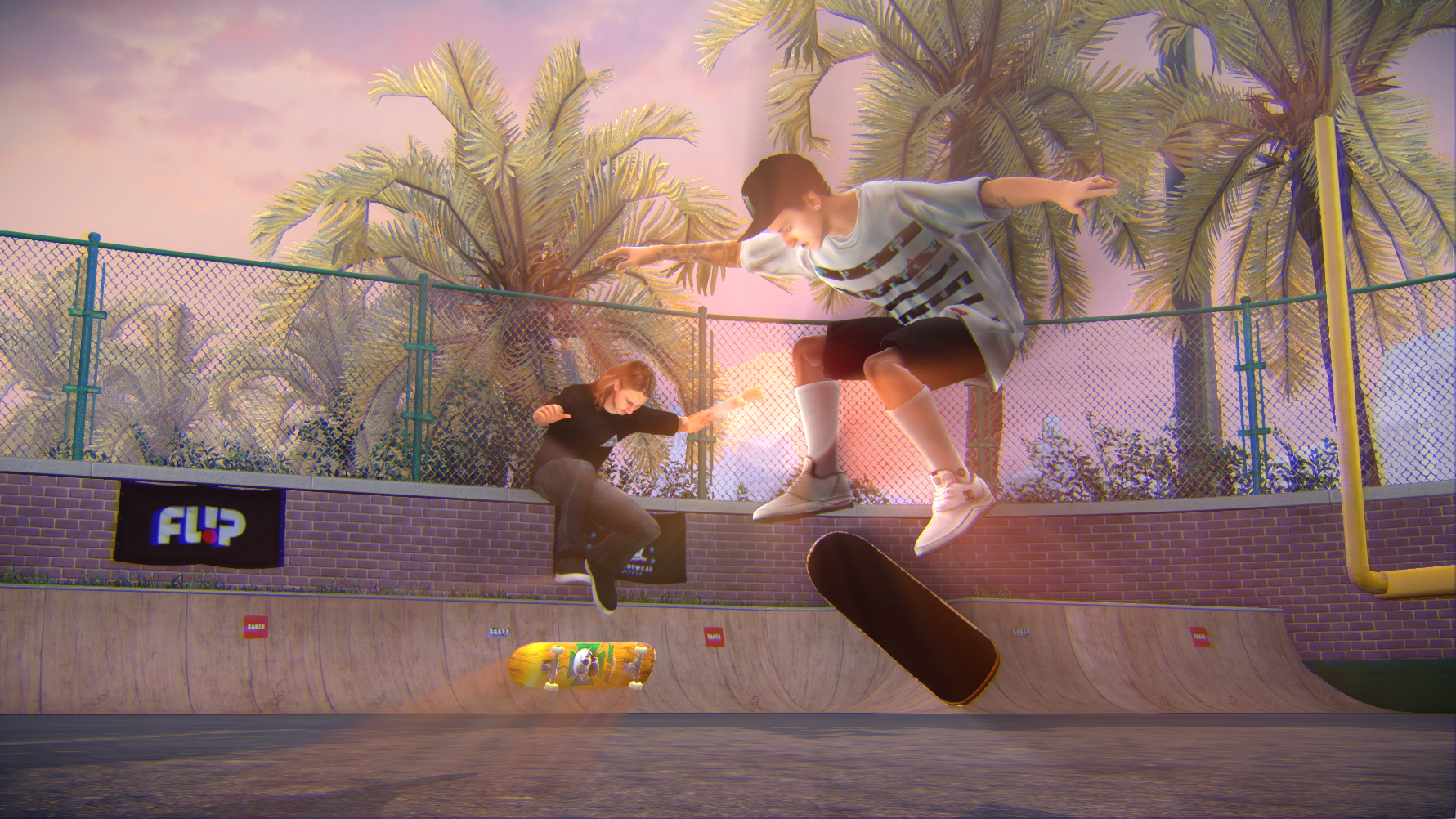 Get One More Look At Tony Hawk's Pro Skater 5's Behind The Scenes