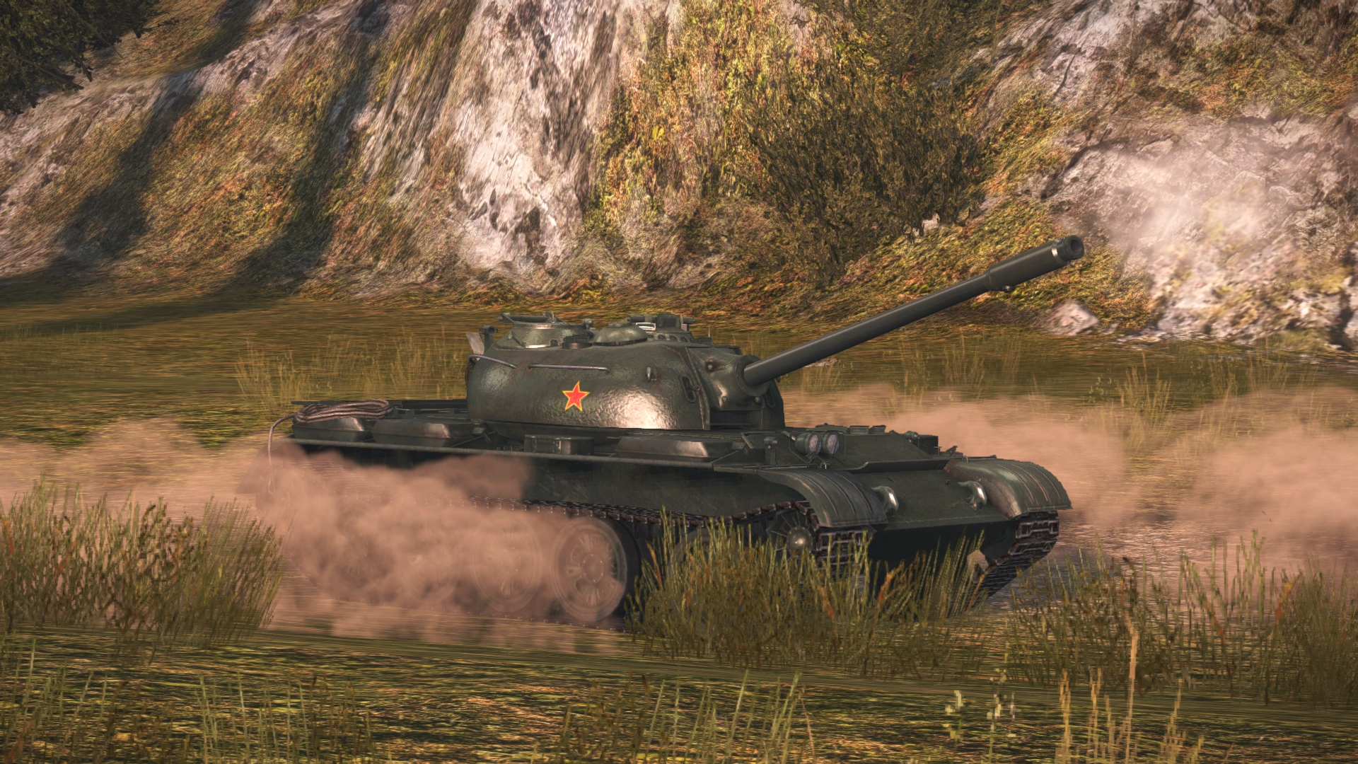 China Enters World Of Tanks
