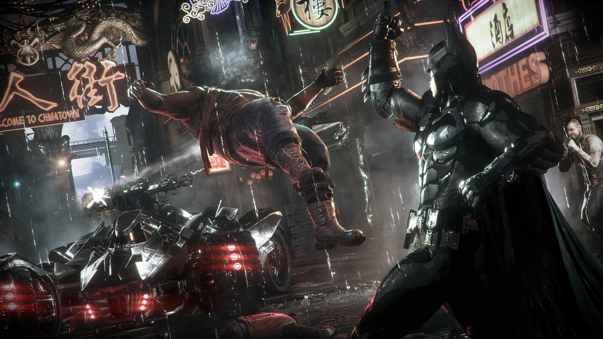 Review: Batman Arkham Knight