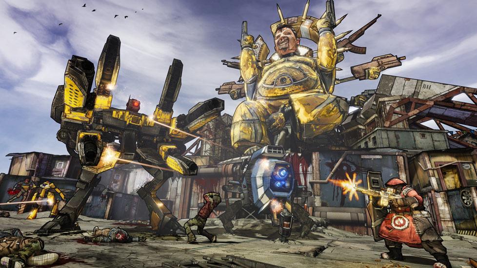 Free BAMF DLC For Borderlands 2 VR Out Now