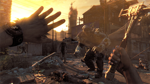 Celebrate Summer With Dying Light