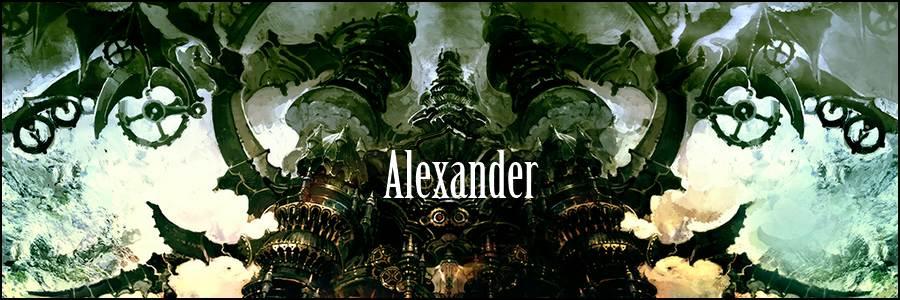 Alexander Raid Now Available for FFXIV: Heavensward