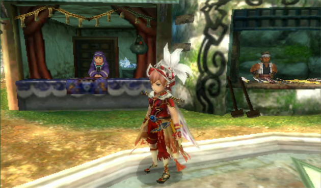 Final Fantasy Explorers Coming Early 2016 Exclusively To 3DS