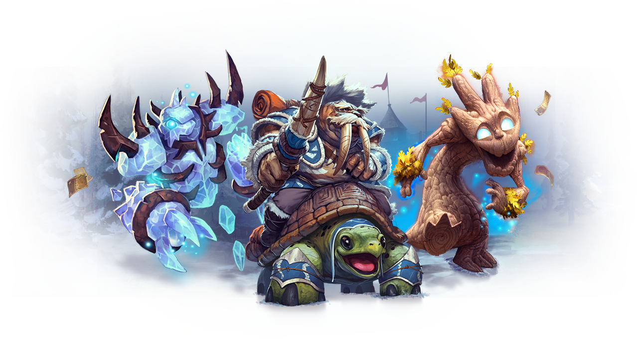 Blizzard Reveals New Expansion Pack for Hearthstone