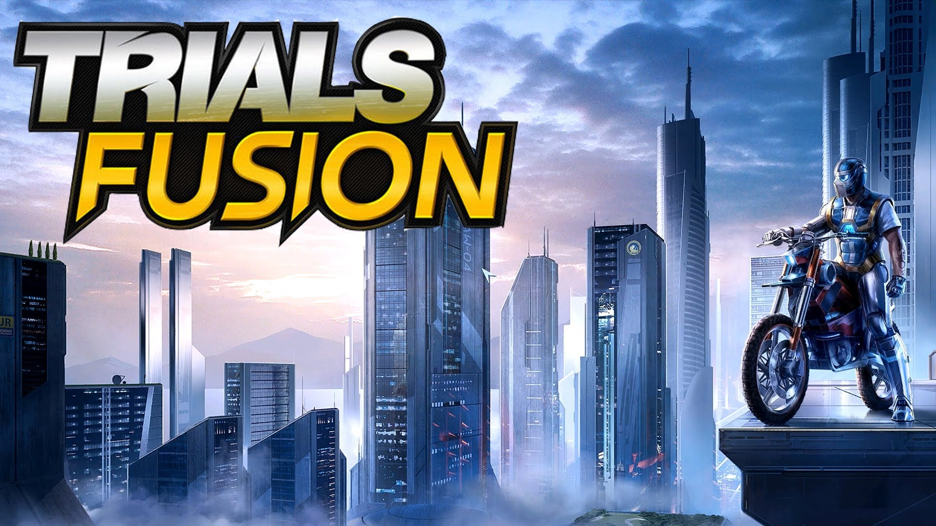 Trials Fusion Awesome Level MAX trailer!