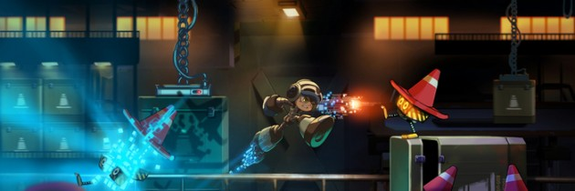 Mighty No.9 Shows Off Masterclass Trailer!