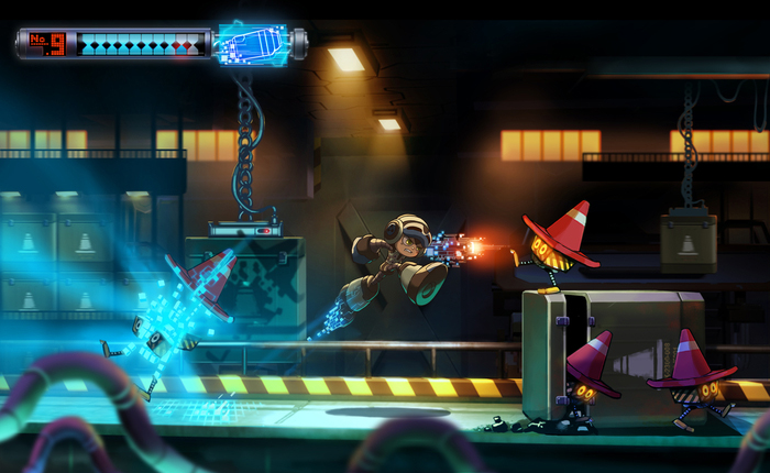 New Mighty No. Nine Trailer Releases