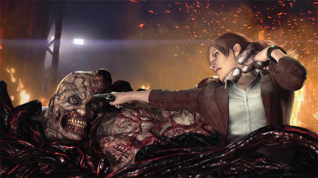 Resident Evil Revelations 2 Haunting The Vita Next Month
