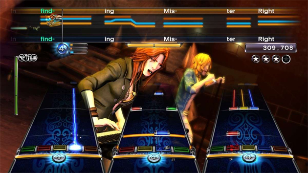 Mix Of Classic And New Tracks Announced For Rock Band 4