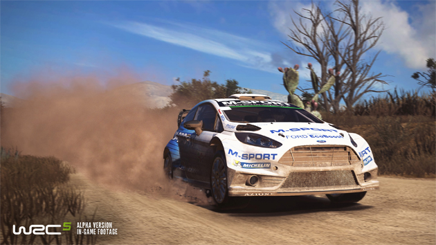 First Gameplay Trailer For WRC 5