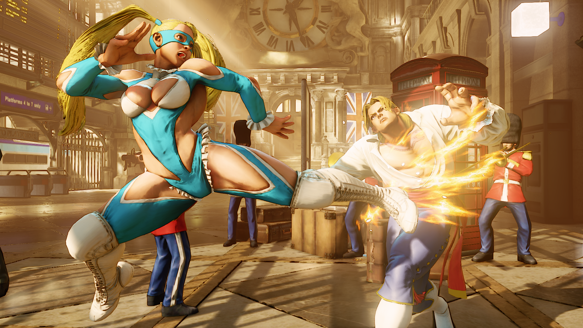 R. Mika Makes Her Awaited Return To Street Fighter