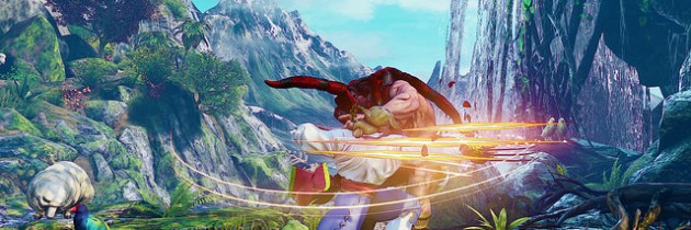 Another Returning Character Announced For Street Fighter V