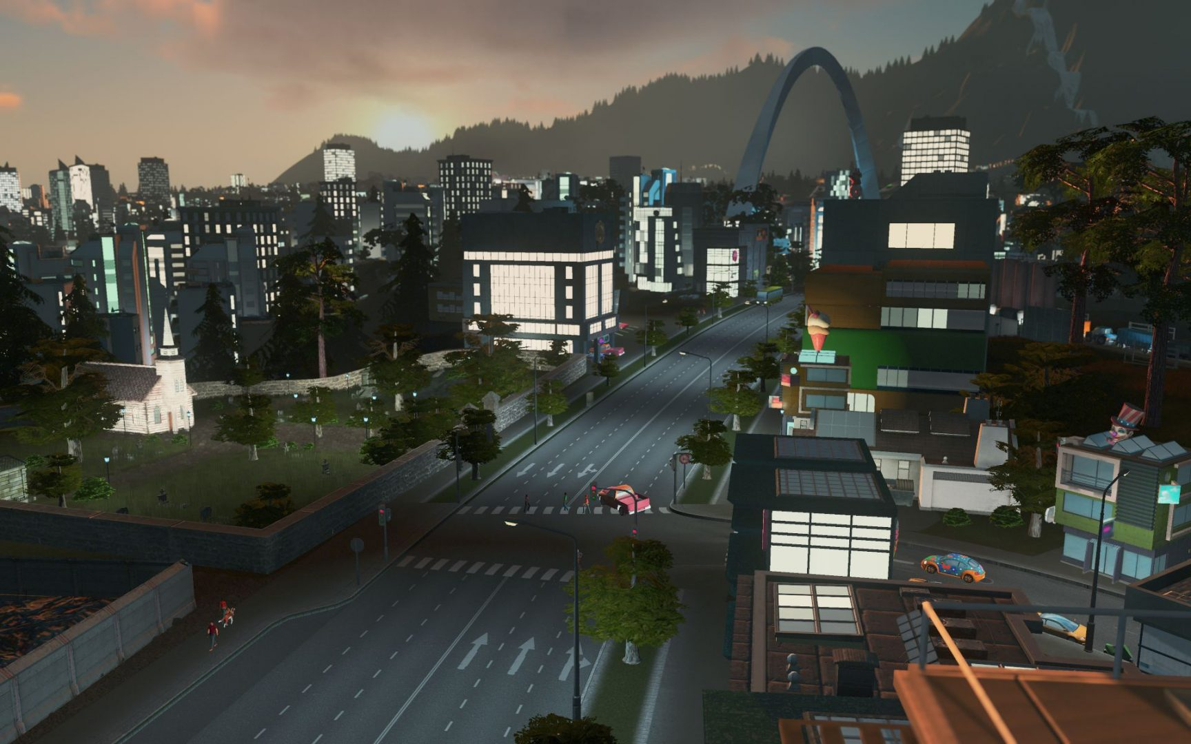 Preview: Cities Skylines After Dark
