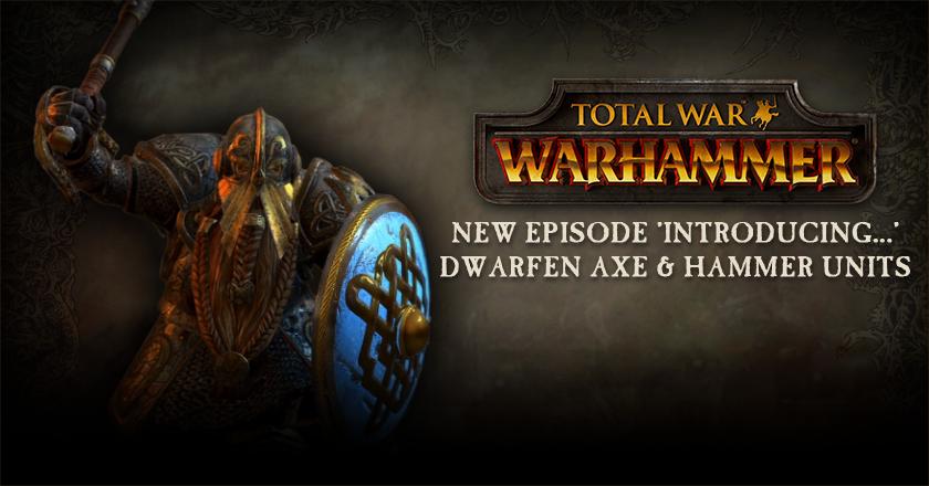 Introducing Warhammer's Dwarfen Combat Style