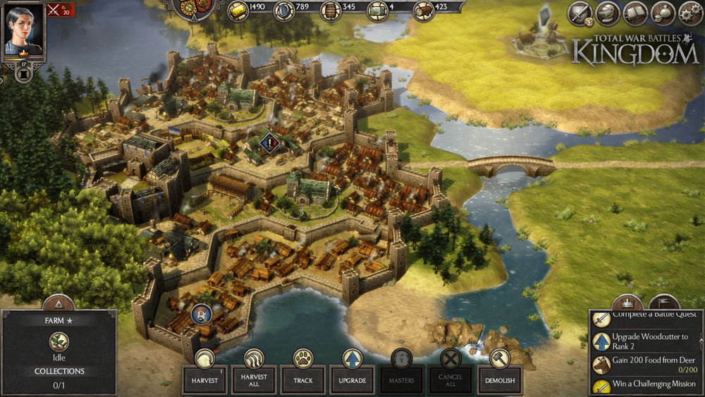 Game-Changing Update For Total War Battles: Kingdom Available