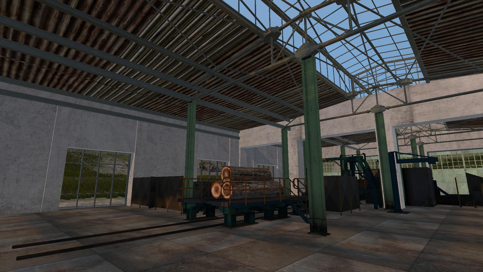 Bandai Namco To Publish Farming And Woodcutting Simulators