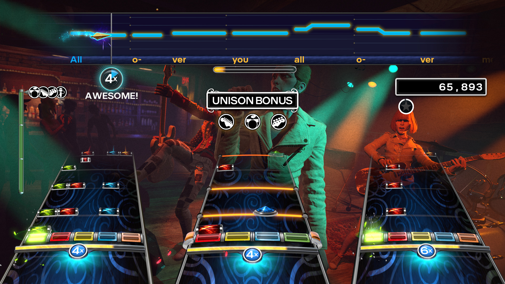 17 More Tracks Announced For Rock Band 4