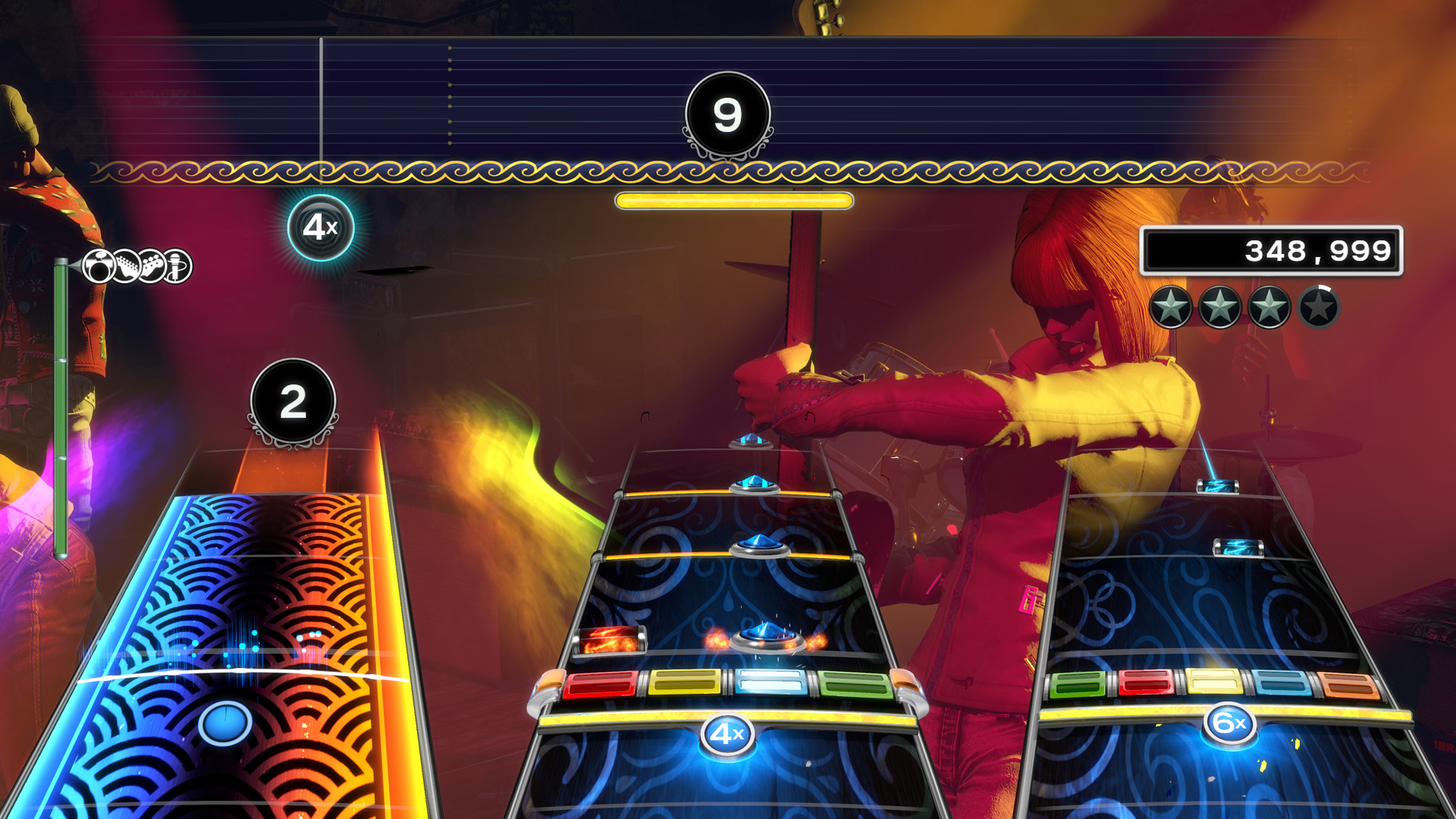 Rock Band 4 Playable At EGX 2015