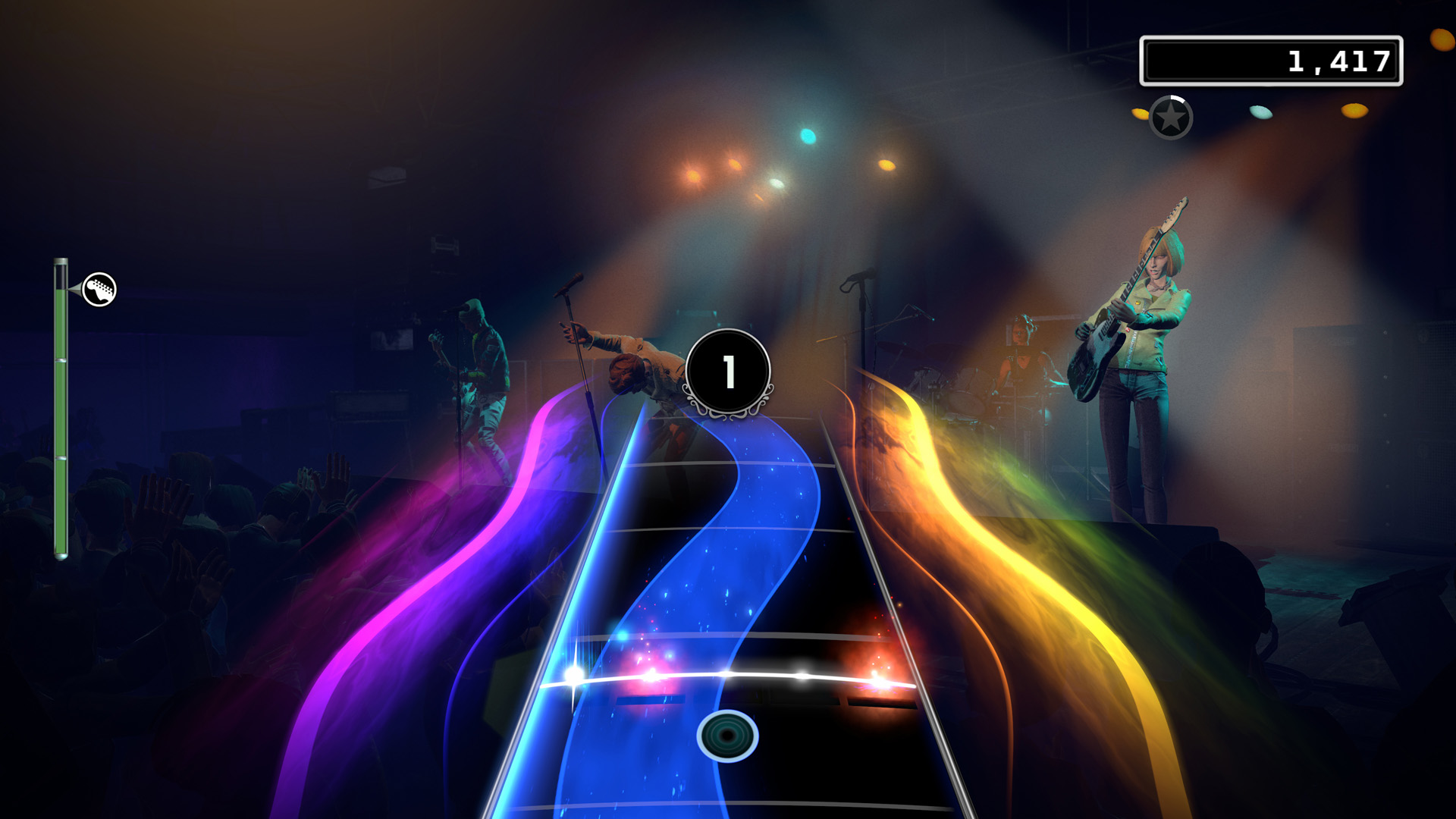 Rock Band 4 Standalone Wireless Fender Stratocaster Guitar Now Available