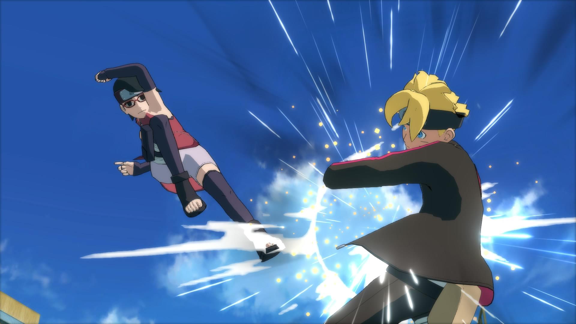 New Naruto Shippuden: Ultimate Ninja Storm 4 Trailer; Releases February 2016