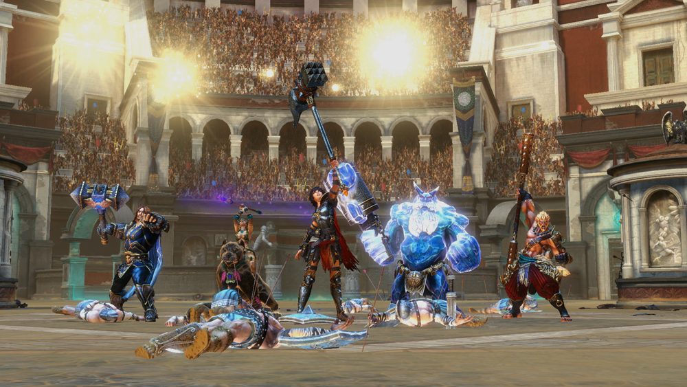 Smite Is Now Officially Available For Xbox One