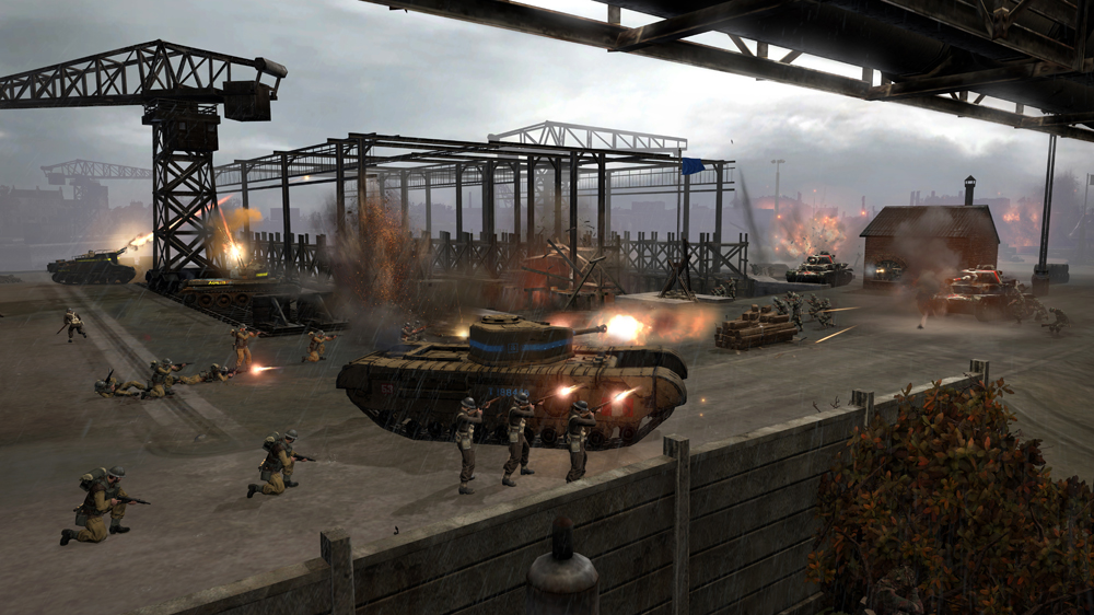 Here's Your Chance To Try Company of Heroes 2