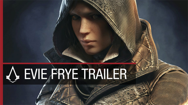 Assassin's Creed Syndicate's Evie Frye Walkthrough Trailer