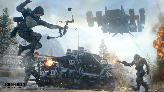 Call Of Duty Black Ops 3 Beta Impressions