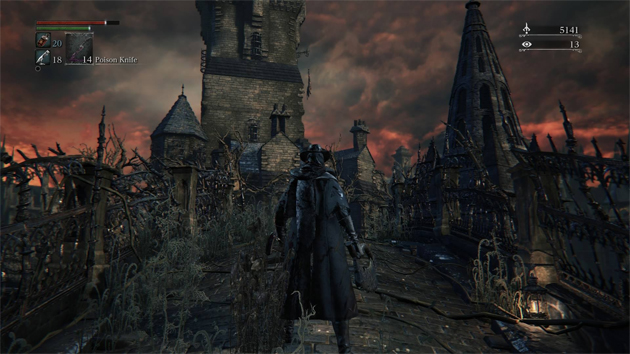 Let's Play Bloodborne on PS4