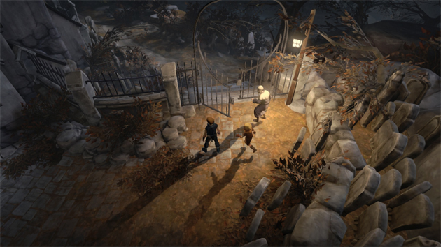 Brothers A Tale of Two Sons Coming To Current-Gen Digitally And Physically