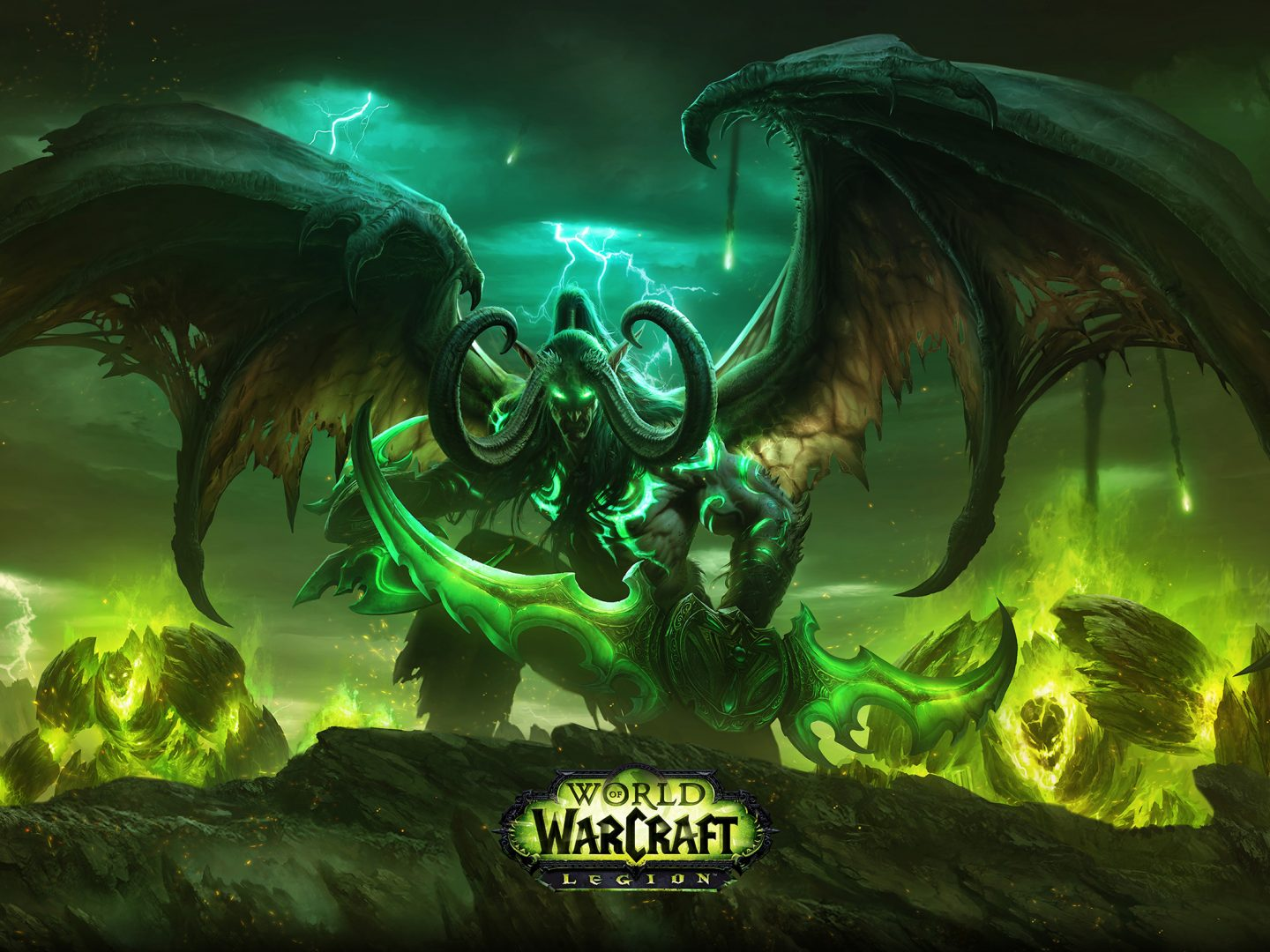 New Expansion Pack Announced for World of Warcraft