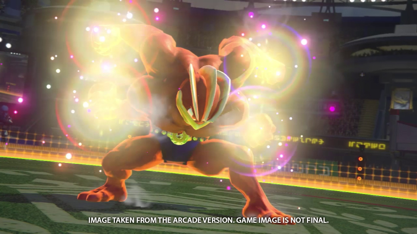 Pokkén Tournament Battles Its Way To The Wii U