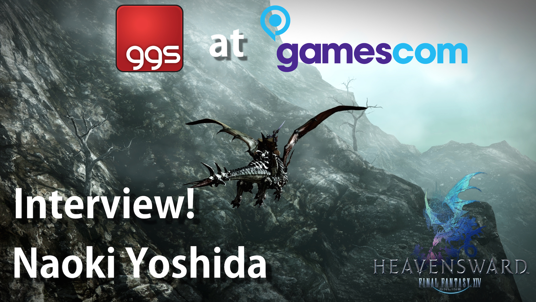 gamescom 2015 – Interview with FFXIV Director Naoki Yoshida
