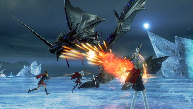 Final Fantasy Type-0 HD Is Now Available On PC Via Steam