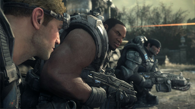 It's A Mad World In The Gears Of War Universe