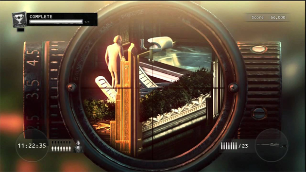 New Jam Packed Content Update For Hitman: Sniper
