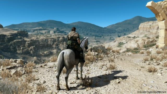 Lay Down Your MGSV Nukes and Konami Will Give You an Easter Egg