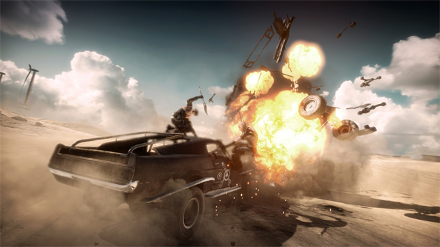 Choose Your Path In Mad Max