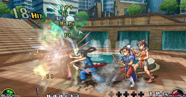 New Character Announced For Project X Zone 2
