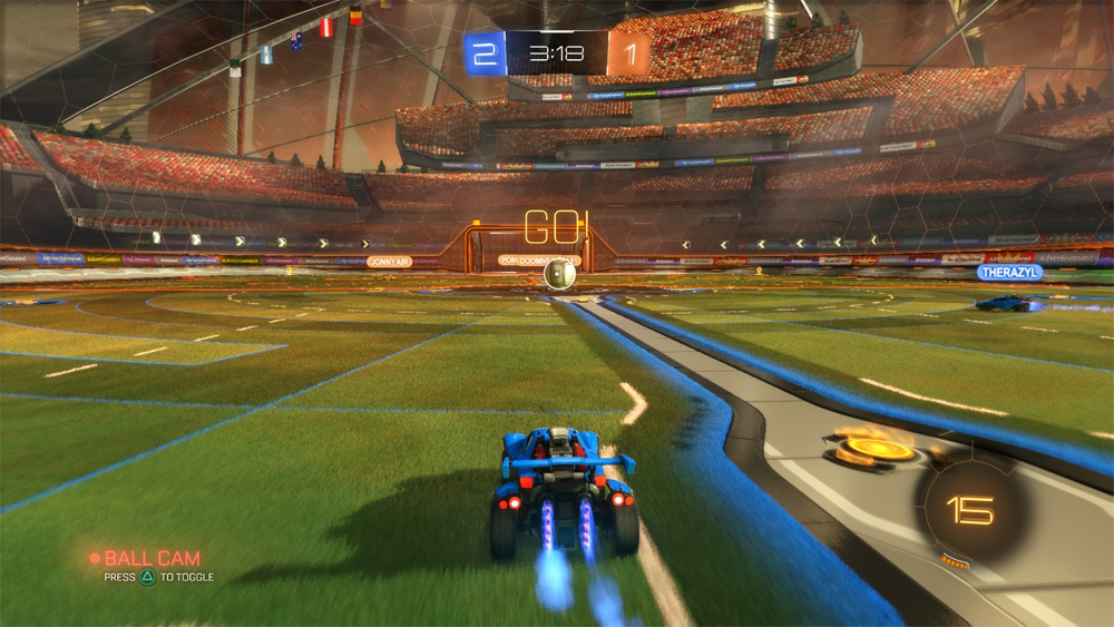 Add More Fun To Rocket League With Some DLC