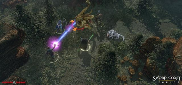 Early Access Announced for Sword Coast Legends