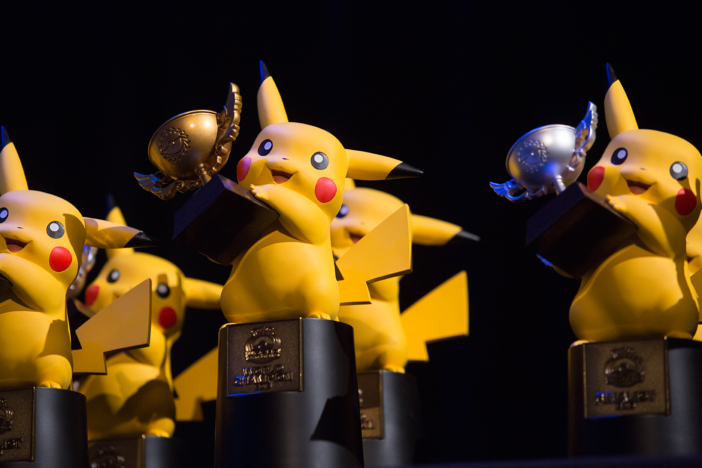 New Pokemon Champions Crowned