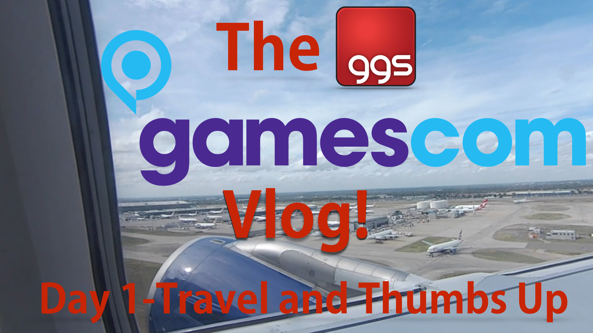 gamescom 2015 – Steven's Vlog – Day 1!