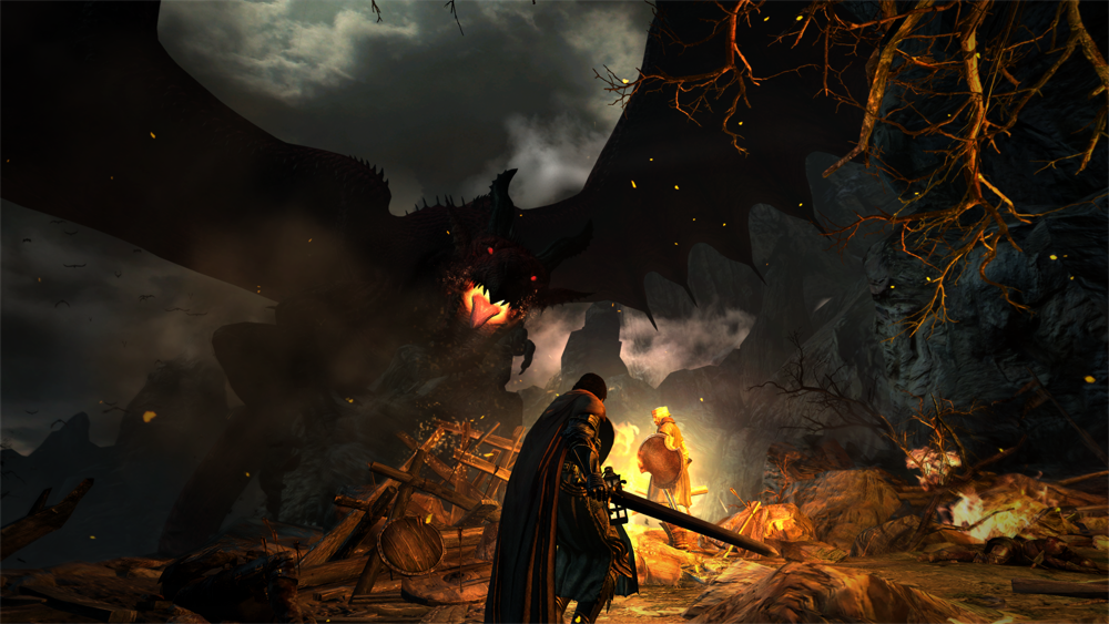Dragon's Dogma Dark Arisen Coming To PC Early 2016