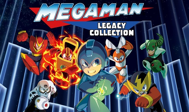 Review: Mega Man Legacy Collection